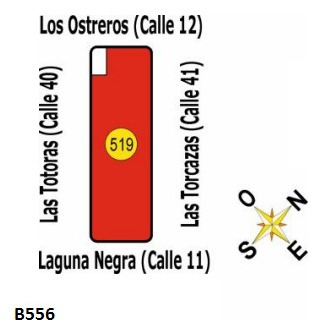 b556 solares en uruguay - la esmeralda - dpto de rocha