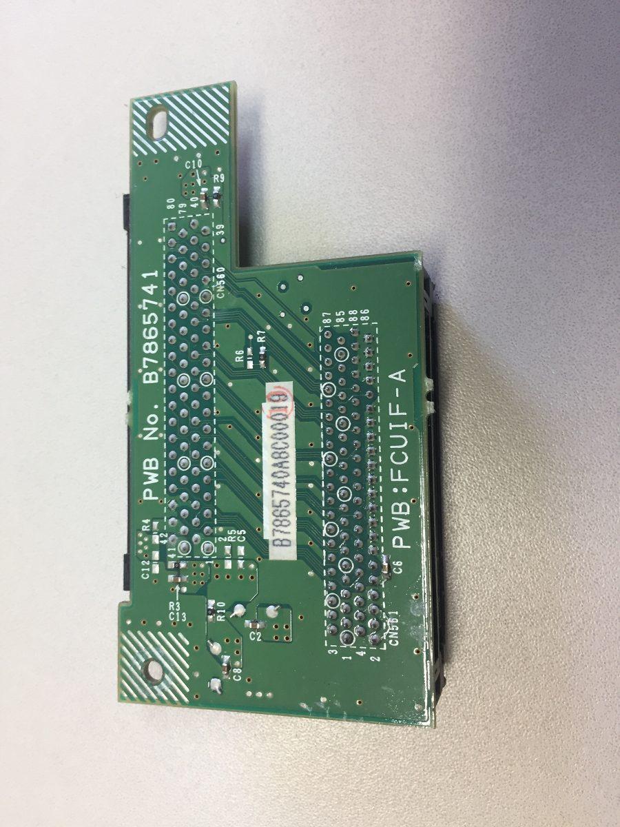 B7865741 Placa Pwb Ricoh Mpc 3000 Mp6001 **outros Modelos**
