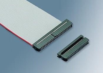 b9 conector idc   10p  2mm  x 10 unidades