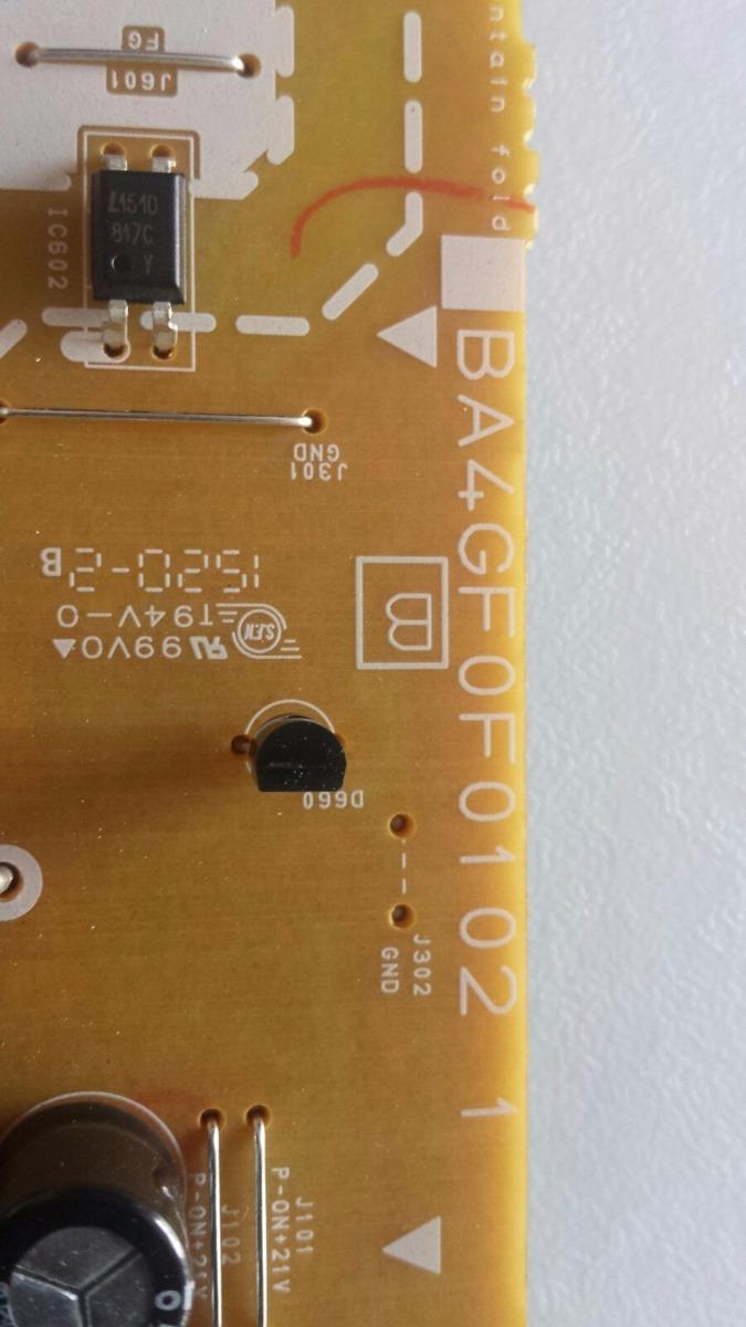 Ba4gfofo102 1 Fuente Philips Para 32pfl4509  F8