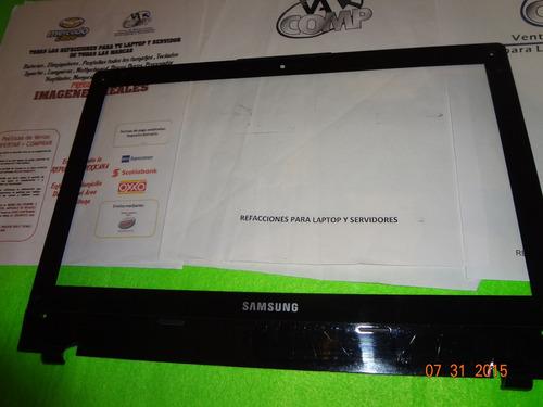 ba75-02662a samsung qx410 np-qx410 series lcd bisel y protec