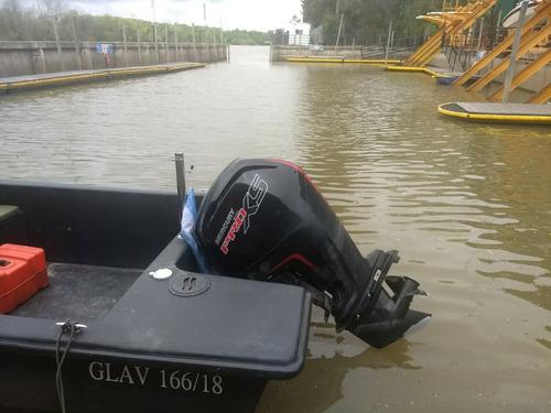 baader cabinado 7000 mercury sx 115 4t