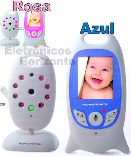 babá eletrônica câmera vídeo sem fio visão noturna monitor