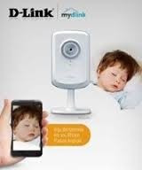 baba eletronica d-link wireless com áudio baby monitor