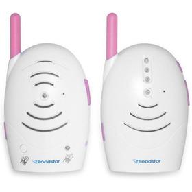 Babá Eletrônica De Áudio Roadstar Rs-1010be Azul Ou Rosa