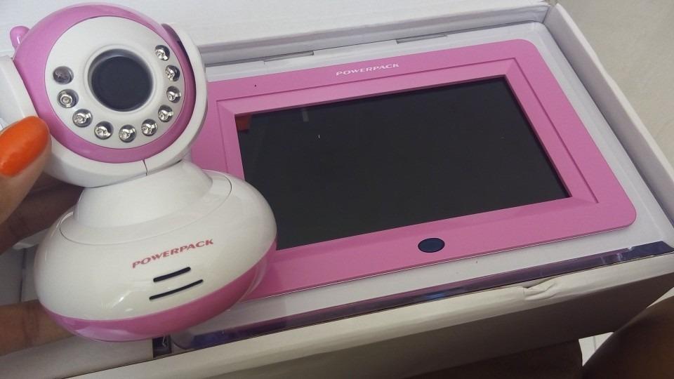 094c3dc5e baba eletronica powerpack mtv-702 c  monitor s  fio 2.4ghz. Carregando zoom.