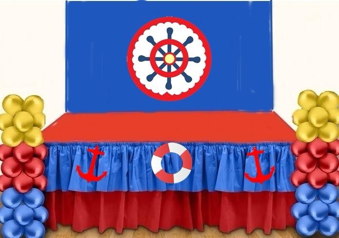 Babado tnt de mesa painel marinheiro kit festa infantil r 173 babado tnt de mesa painel marinheiro kit festa infantil thecheapjerseys Gallery