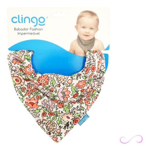 babador bandana infantil bebê impermeável menina envio 24h