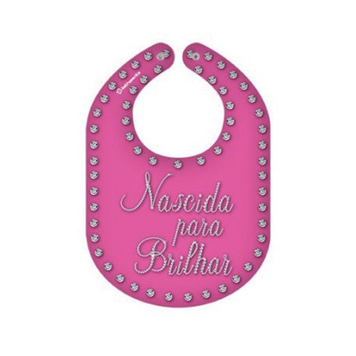 babador feminino rosa nascida para bilhar