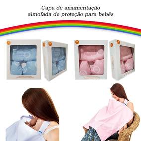 548f3dbffd6fb4 Almofada De Amamentação - Babadores no Mercado Livre Brasil