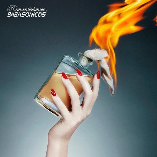 babasonicos romantisismico cd disco con 12 canciones
