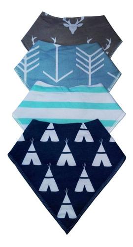babero bandana para bebes