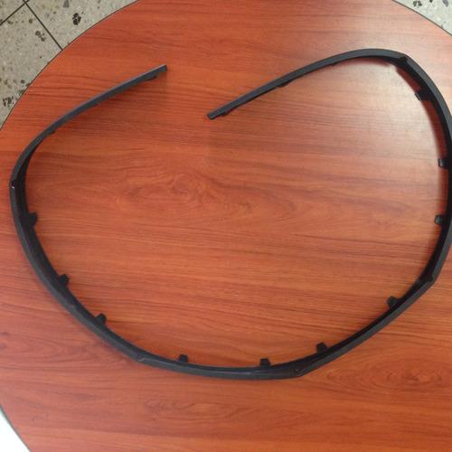 babero inferior de parachoque delantero kia rio cvvt 2006-09