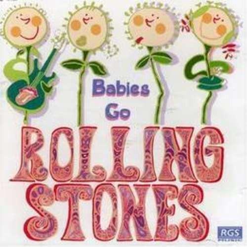 babies go babies go rolling stones cd nuevo