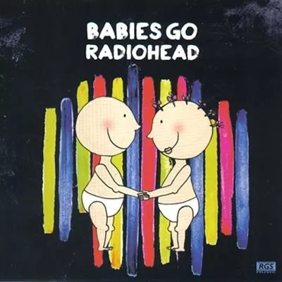 babies go radiohead - cd