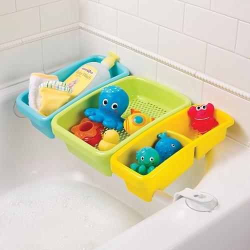 Babies r us organizador juguetes de ba o en - Juguetes de bano ...