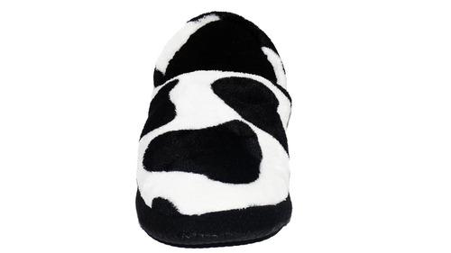 babucha bonadelo  estampado de vaca mujer