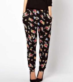 be41166e61 Pantalones Estampados - Ropa