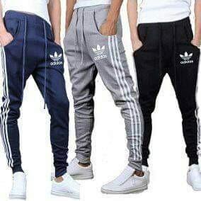 0bd849e4d0fa37 Pantalon Adidas Con Puño - - Pantalones, Jeans y Joggings de Hombre ...