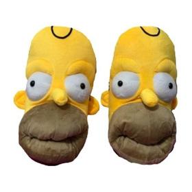 Babuchas Homero Simpson