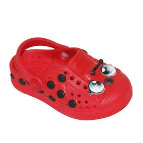 e8706a903 Crocs Da Ladybug - Sapatos com o Melhores Preços no Mercado Livre Brasil