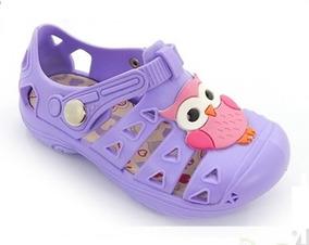 c6630bfdd Sandalia Calor Infantil De Menina - Calçados, Roupas e Bolsas Lavanda no  Mercado Livre Brasil
