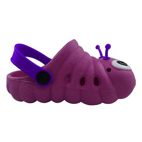 babuche sandalia papet infantil menino menina centopeia
