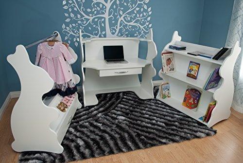baby ace muebles conejo móvil vestir ropa y zapatos