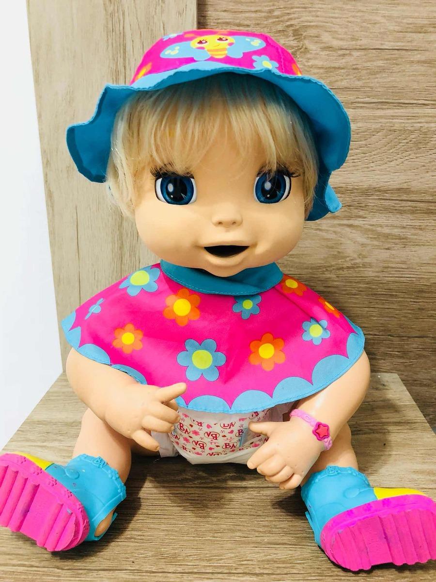 6c0a87d0c3 Carregando zoom... boneca baby alive linda surpresa reborn completa