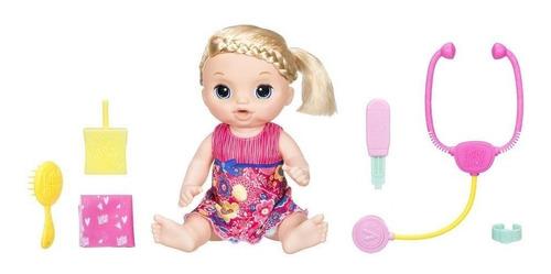 baby alive dulces lágrimas (rubia) (4005)