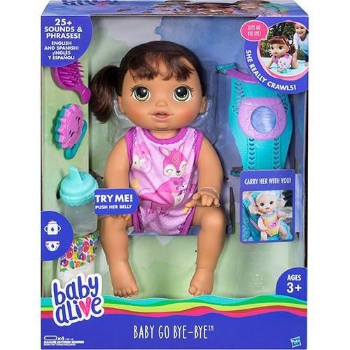 de4faed85dc Baby Alive Hora Do Passeio..importada Dos Eua - R$ 699,00 em Mercado ...