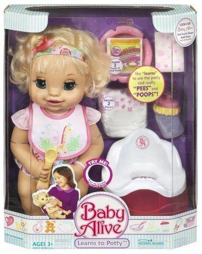 Baby Alive Hora Do Troninho Nova Na Caixa Lacrada R