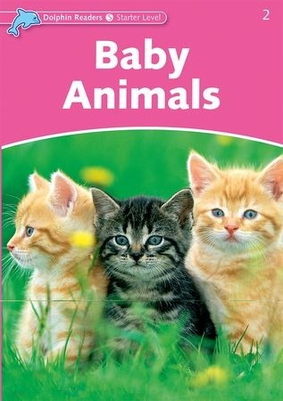 baby animals - oxford dolphins readers level starter