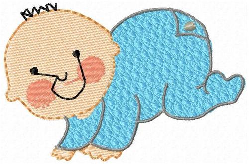 baby baby - coleção de matriz de bordado