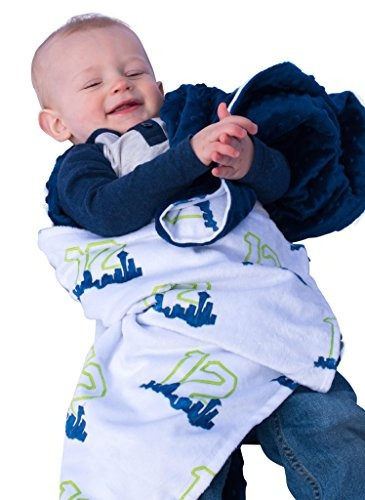low priced ff2bc 92eb7 Baby Boobear Brand Seattle Seahawks Baby 12's 12th