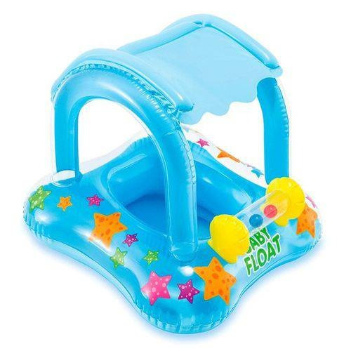 baby bote kiddie com cobertura