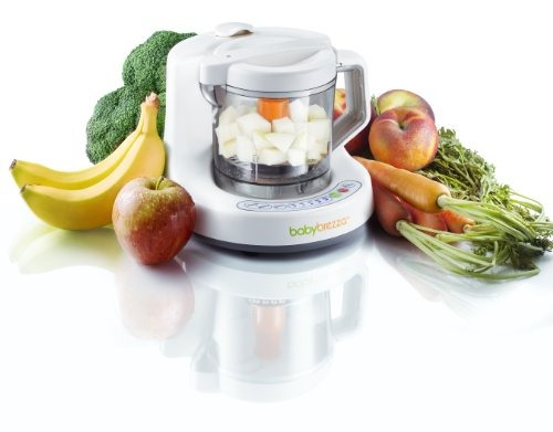 baby brezza baby food maker machine one step steamer y blend