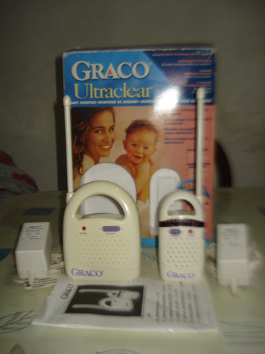 baby call gracco ultraclear impecable estado en caja complet