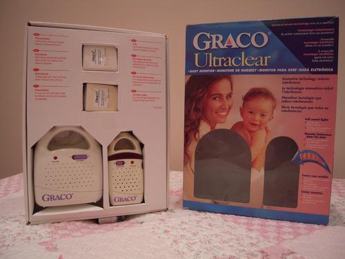 baby call graco excelente estado