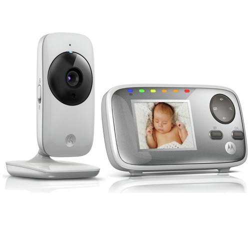baby call monitor motorola mbp-482 vision nocturna wireless