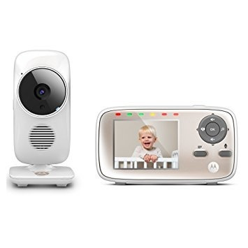 baby call monitor motorola mbp-667 wifi inalámbrico