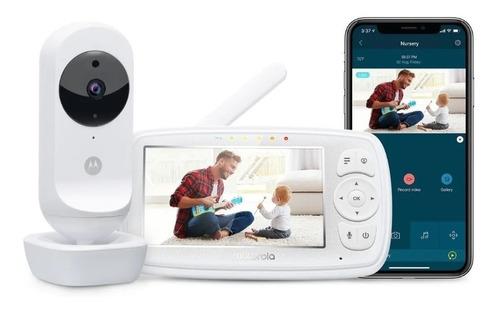 baby call motorola ease-44 wifi camara monitor bidireccional