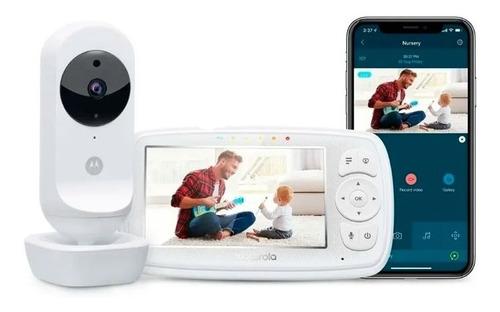 baby call motorola ease-44 wifi camara monitor premium