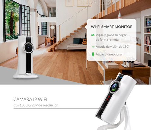 baby call  wi-fi plug & play sin cables ni instaladores