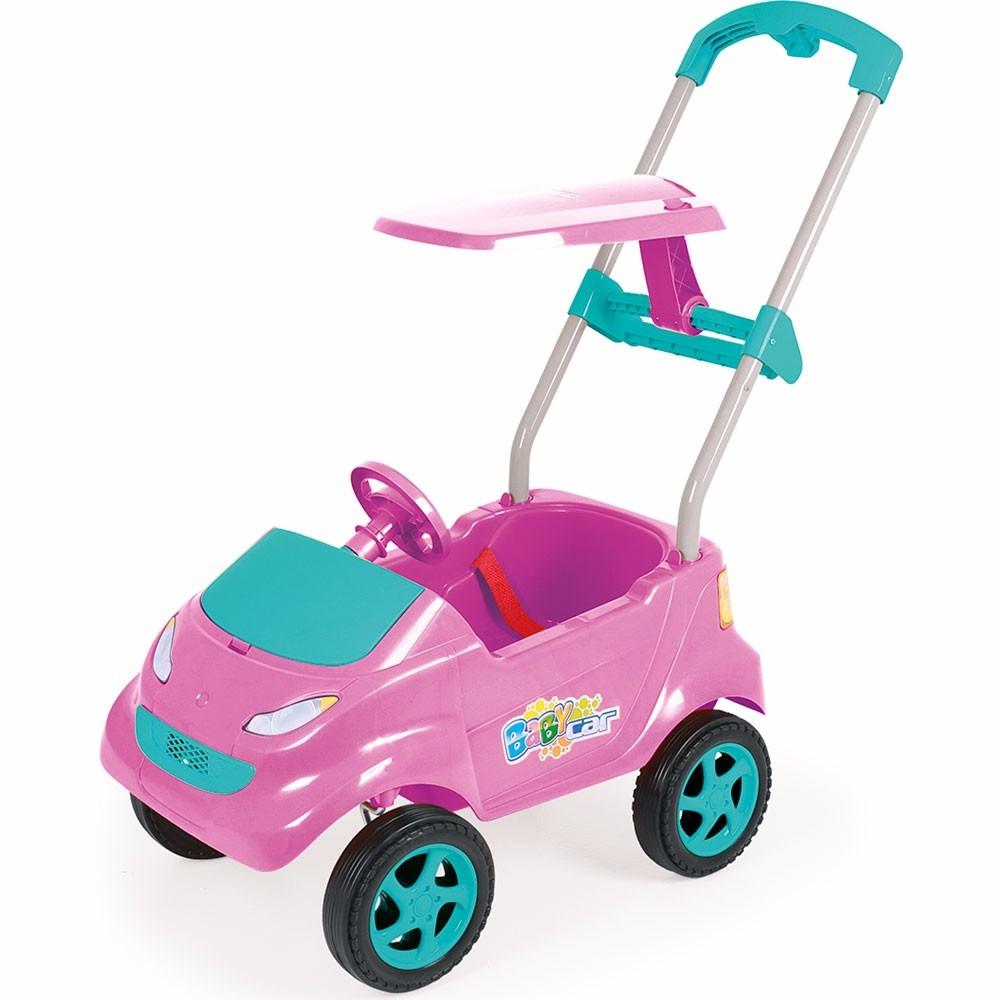Baby car pink e azul homeplay r 269 99 em mercado livre for Homeplay