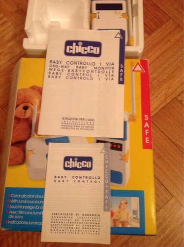 baby control chicco