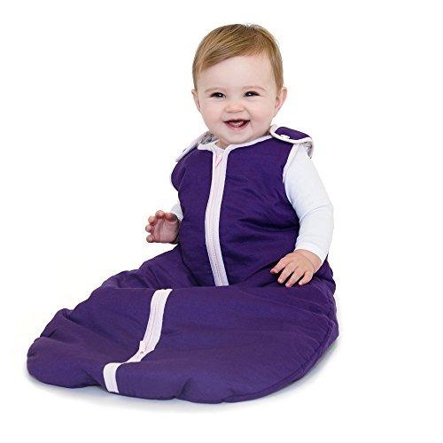 Baby Deedee Sleep Nest Saco De Dormir Para Bebé, Sugar Plum,