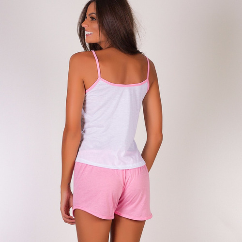 baby doll atacado kit com 15 conjuntos de camiseta e short