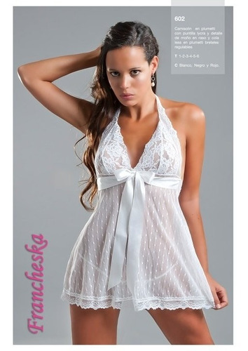 baby  doll  camisolìn  mas less ! talles 2,3, 4, 5 y 6 !