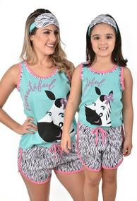 5ab18b84e3daf4 Pijama Feminino Inverno Barato Pijamas Sao Paulo Tamanho 10 - Roupa ...